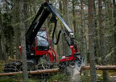 Dalbeattie Forest restrictions in place as forest operations begin