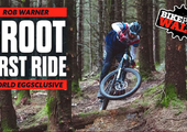 Watch: Rob Warner Rides the New Red Graded Trail at Bike Park Wales
