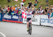 British athlete wins first World Cup for twenty years!