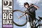 Gearing up for the Big Bike Weekend at Kielder Forest