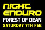 Night Enduro - Forest of Dean 2015
