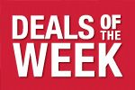 HOT DEALS of the week