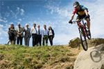 Formal Launch of the New Hadleigh Park MTB Centre