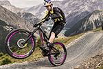 Hans Rey and Danny MacAskill open new trails in and around Livigno