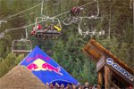 Semenuk's winning run at Red Bull Joyride 2015