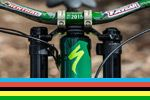 Custom World Champs Bikes & Kit 2015