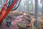 New Mountain Bike Skills Area At Winding Walks, Fochabers