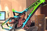 NS Bikes signs Hubert Posmyk as First DH rider to Pilot New Prototype