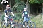 Kirkhill Loop Forest Trail Pictures