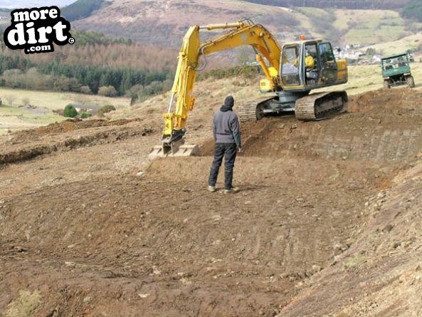 Bryn Betws 4X Track