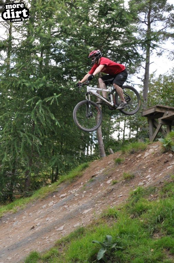 MTB weekender - Review of 7stanes - Glentress, Peebles ...