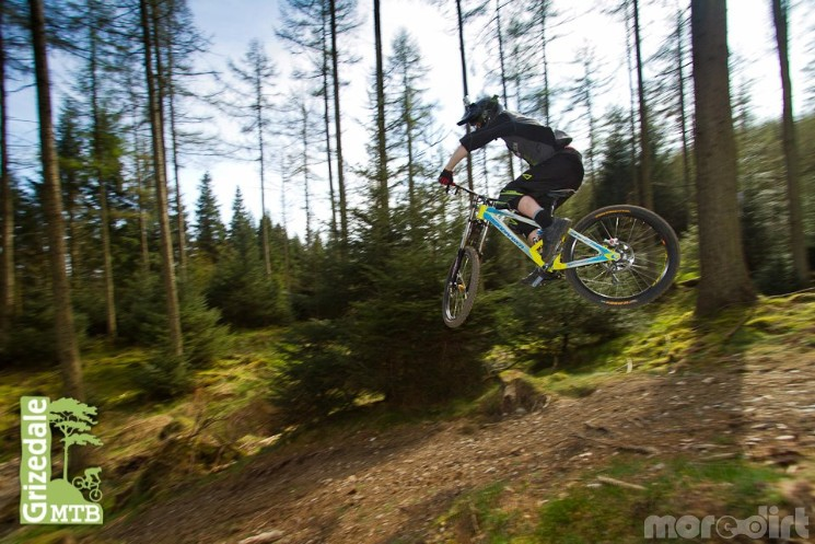 New Downhill Mtb Trail Opens At Grizedale More Dirt