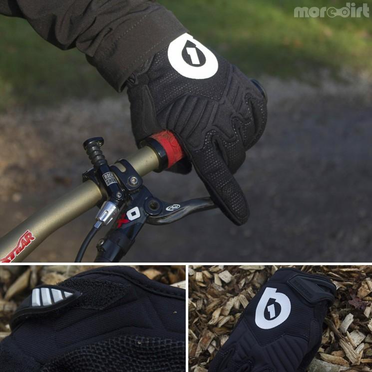 One Industries Atmosphere Gloves Waterproof Mtb enduro waterproof Size L