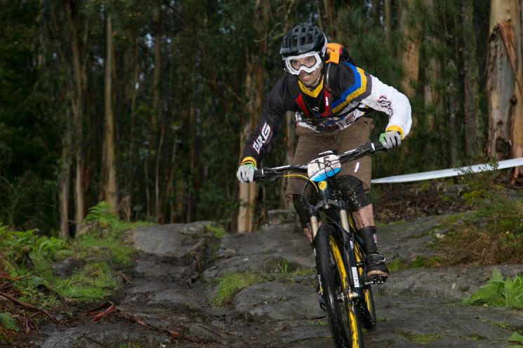 berg cycles marco fidalgo podiums at vigo bike contest more dirt. Black Bedroom Furniture Sets. Home Design Ideas