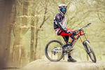 Ricochet DH Trail - Aston Hill Pictures