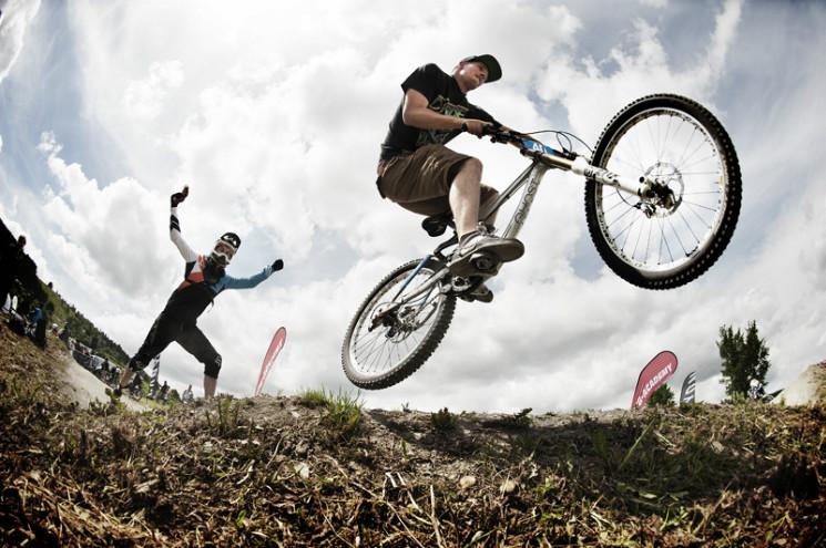 GHOST Bikes at the Willingen Bike Festival