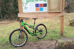 Clayton Vale Mountain Bike Trails Pictures