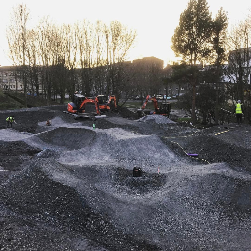 Edinburgh Pumptrack