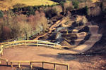 Only a month to go until this beauty is open. Roll on the summer evenings at Nant Yr Arian
