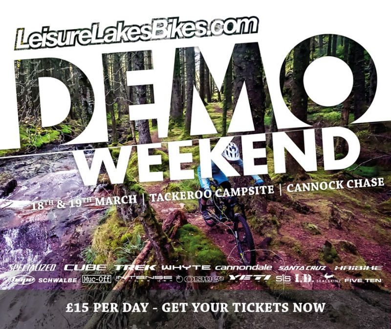 Leisure Lakes Demo Weekend