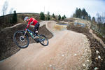 Rachel Atherton to open new skills track at Nant yr Arian