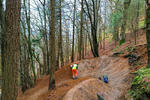 Gwydir Mawr Mountain Bike Trail Pictures
