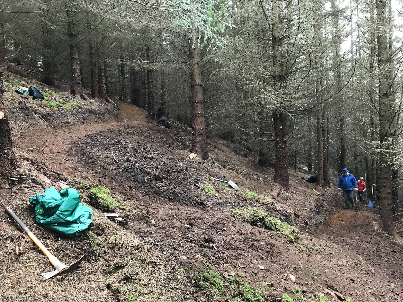 Glentress Mounatin Bike Trails