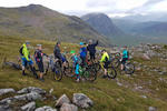 Glencoe Mountain Bike Trails Pictures