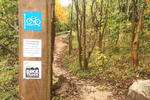 Stockley Mountain Bike Trail Pictures