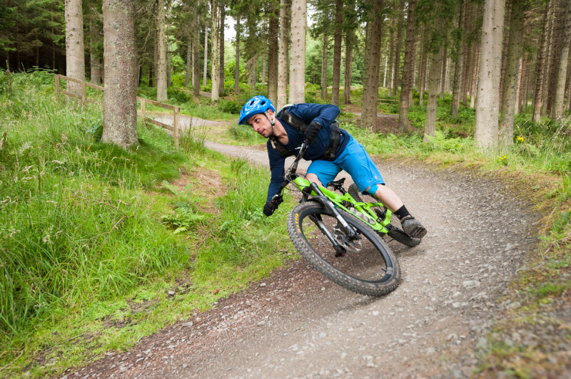 Glentress Mountain Bike Trails