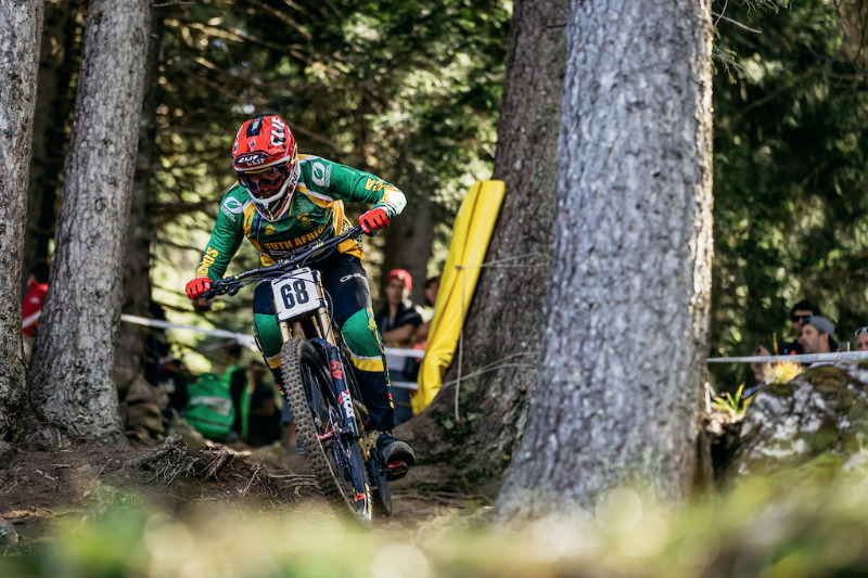 Lenzerheide DH World Champs 2018