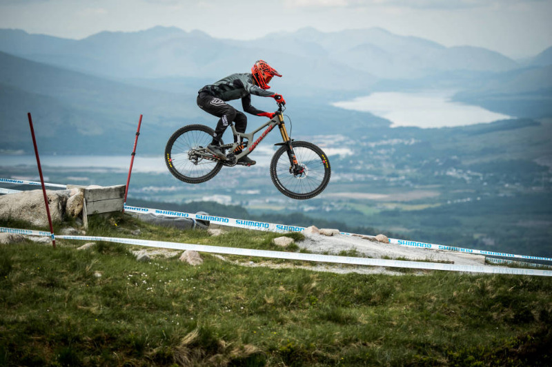 Mountain Bike World Cup - Fort William