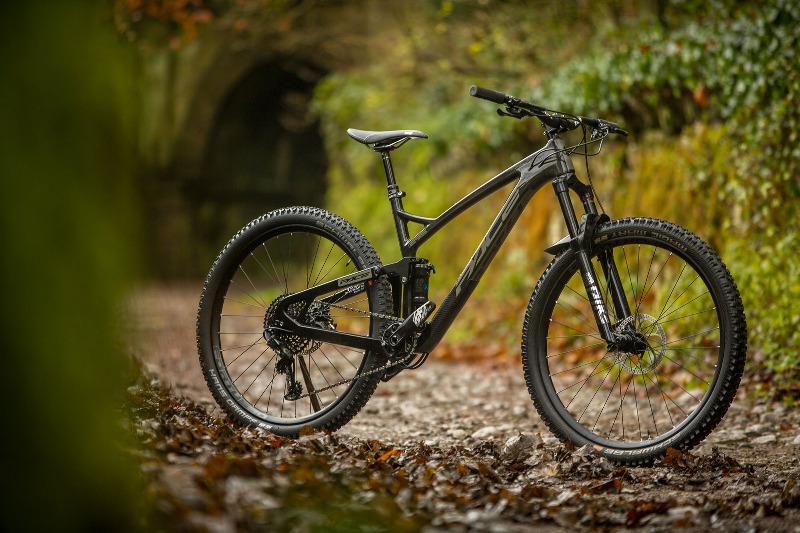 Pace Cycles RC295 Trail Bike