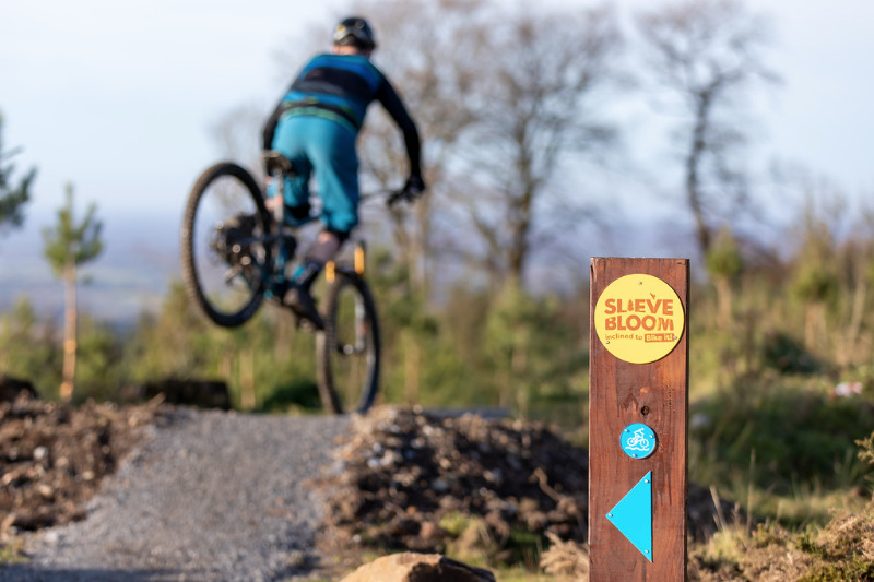 Slieve Bloom Mountain Bike Trails