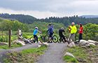 Aberfoyle Bike Park - North Scotland