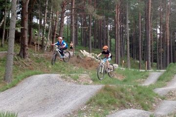Aboyne Mountain Bike Park -