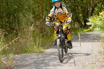 Adventure Cycle Trail - Sherwood Pines