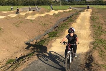 Alnwick Pump Track - North East
