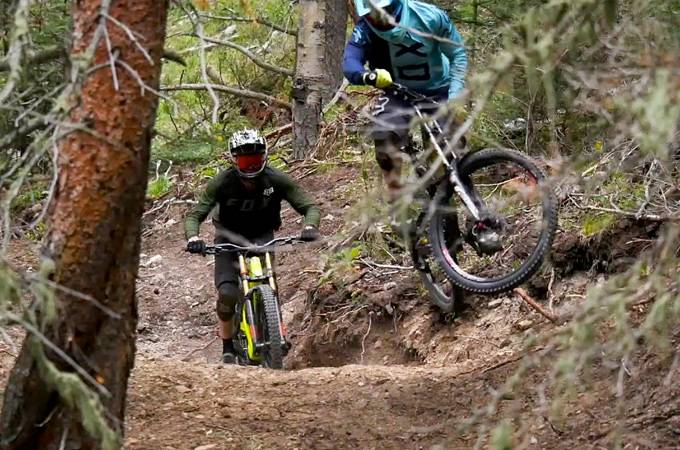 Angel Fire Bike Park - New Mexico
