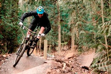 Ashton Court Mountain Bike Trails -