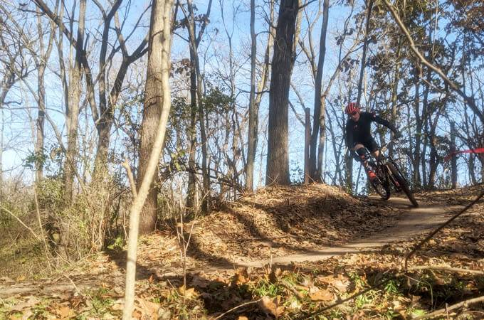 Atwood Park Mountain Bike Trails