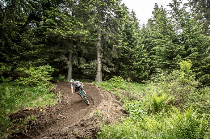 Borovets Mountain Bike Park -