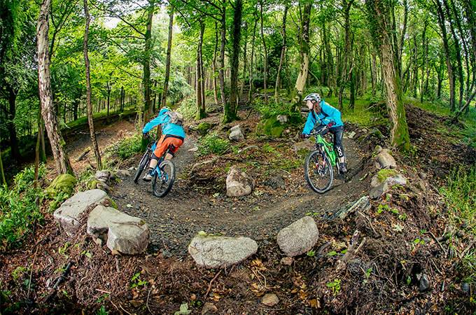 Castlewellan Mountain Bike Trails - Northern Ireland