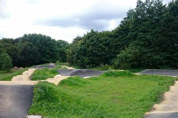 Charnock Pumptrack & Dirt Jumps