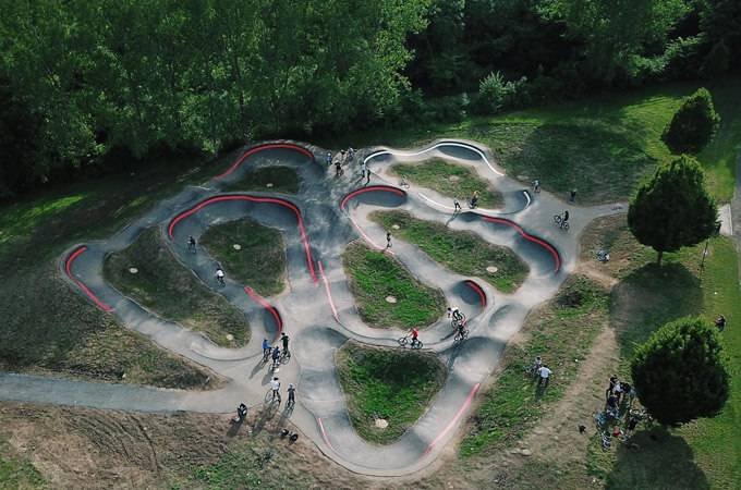 Chopwell Park Pumptrack - North East