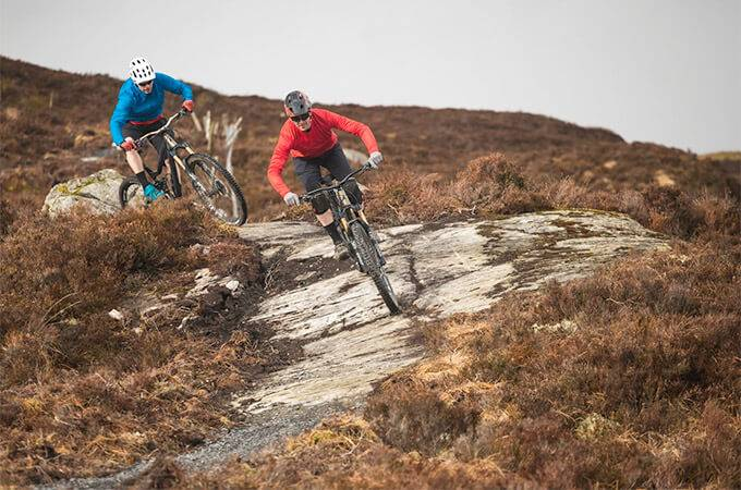 Coolaney National Mountain Bike Trail Centre - Ireland