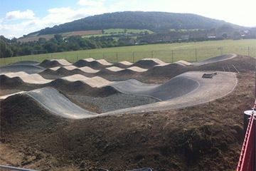 Craven Arms Pump Track