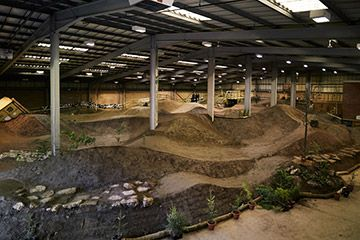 Dirt Factory Indoor Bike Park - North West