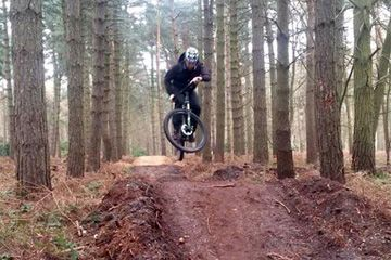 Doddington Hall Mountain Bike Trails - East Midlands