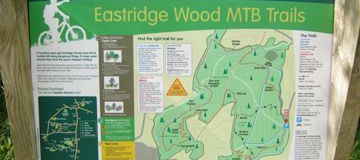 Eastridge Woods Trail Centre